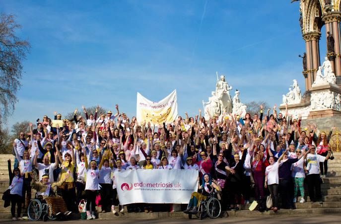 Endometriosis UK volunteer story