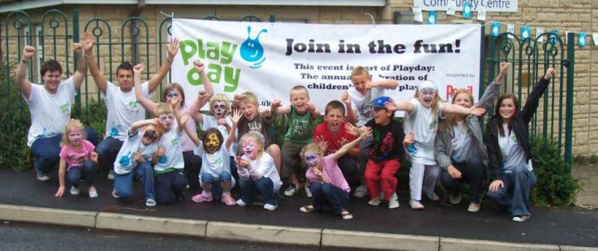 Playday 2014 – A Fun Day To Celebrate Play