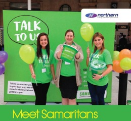 #60secondpledge: The Samaritans Run National Awareness Campaign to Create UK's Largest Conversation