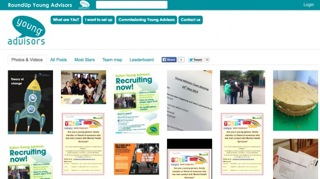 Young Advisors Launch Web-App 'RoundUp' to Help Organisations Stay Connected