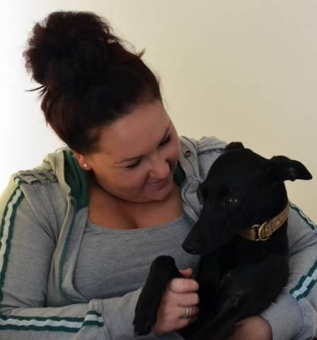 Woman Gets Her Life Back On Track Following Accident Thanks To Working Links & Dog