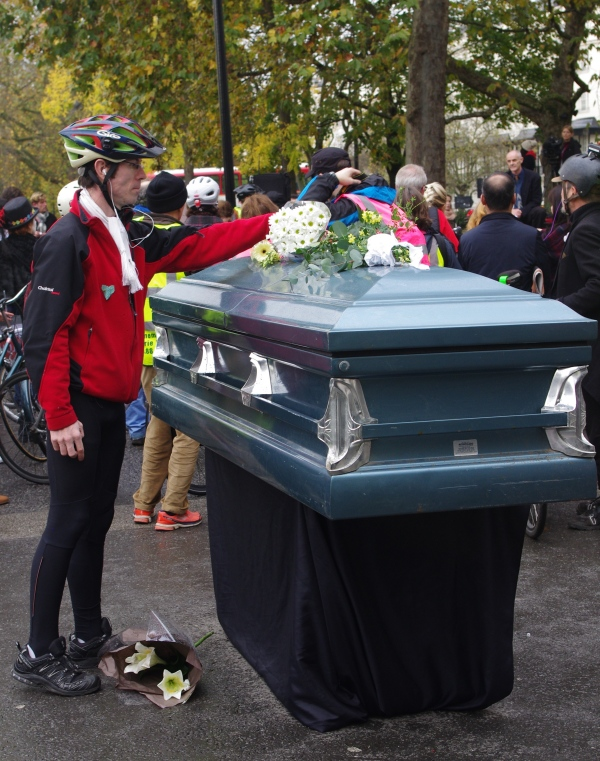 National Funeral for the Unknown Victim of Traffic Violence