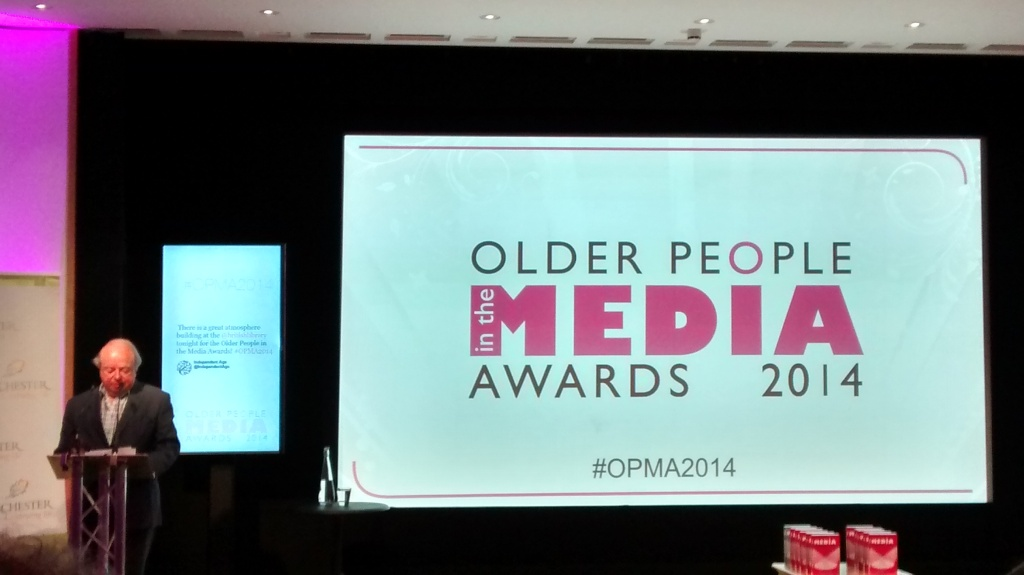 Positive News Awards Celebrates Media Coverage on Older People's Issues