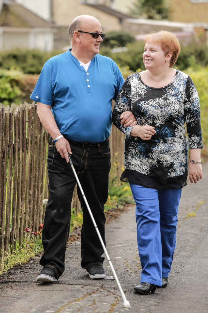 Blind Veterans UK Equipment Means I Can Live Life Again
