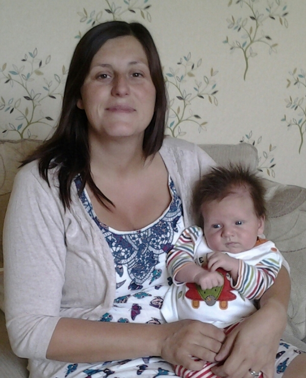 Heavily Pregnant Woman Shows Commitment To Her Volunteering Role