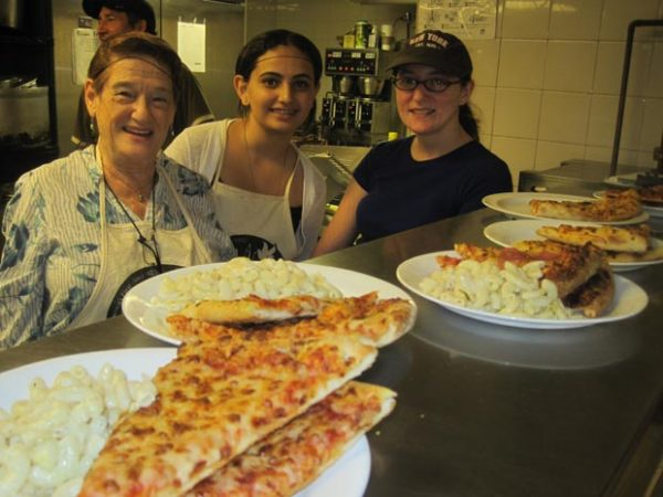 Grab A Slice of Hope at A Pizza Party