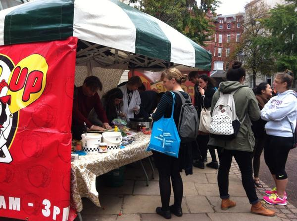 Crepe Up: Providing Opportunities for Vulnerable Young People