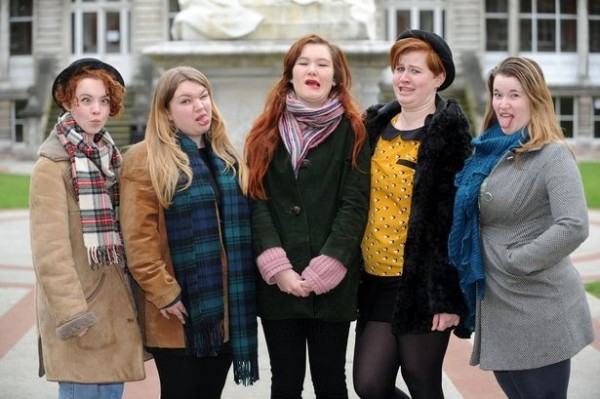 Royal Holloway Feminist Society Spark National Campaign