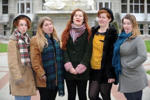 Royal Holloway Feminist Society Spark National Campaign