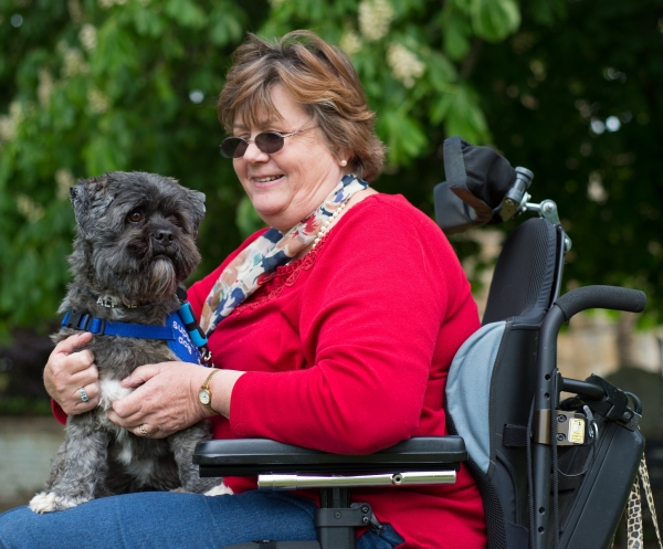 Alfie the Rescue Dog - Amazing Animal of the Month: Feb 2015