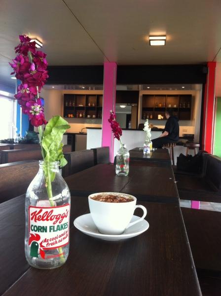 The Buszy Café, Milton Keynes