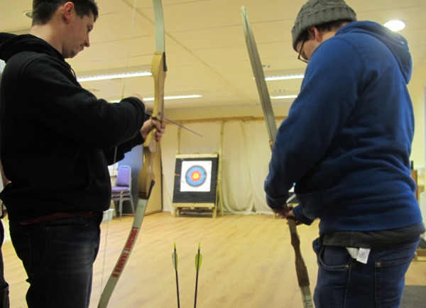 Team of Archers with Physical and Learning Disabilities Win Gold at Archery Competition