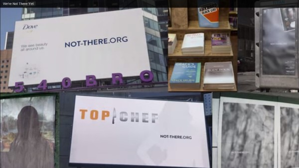 Not There Yet Campaign Highlights Gender Inequality