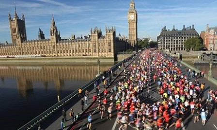 How the Royal Parks Half Marathon Began