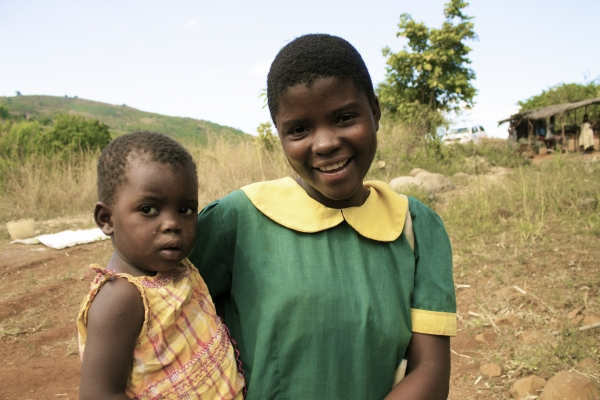 Mary's Meals Offer Solution to Write World Hunger into the History Books
