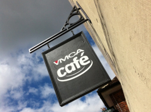 Winchester YMCA Café: Where You Immediately Feel At Home