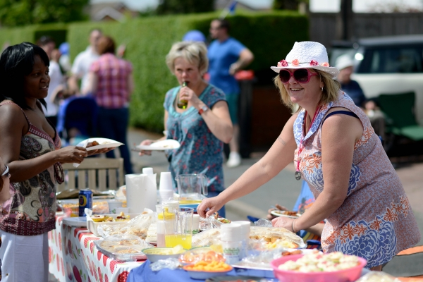The Big Lunch: Bringing Communities Together and Reducing Loneliness