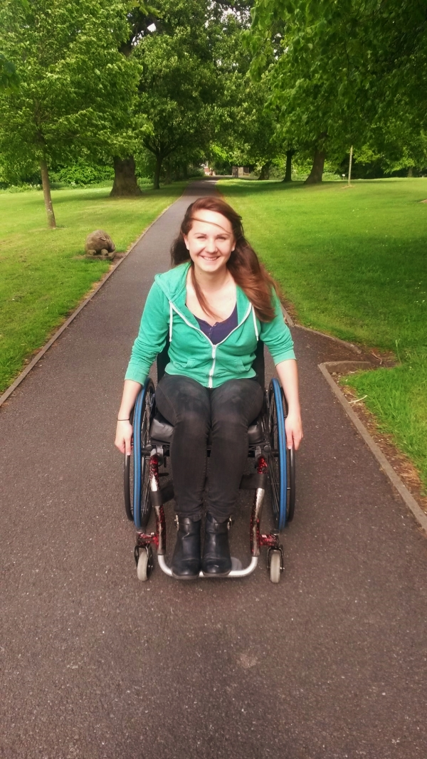 Student Spends a Week in a Wheelchair
