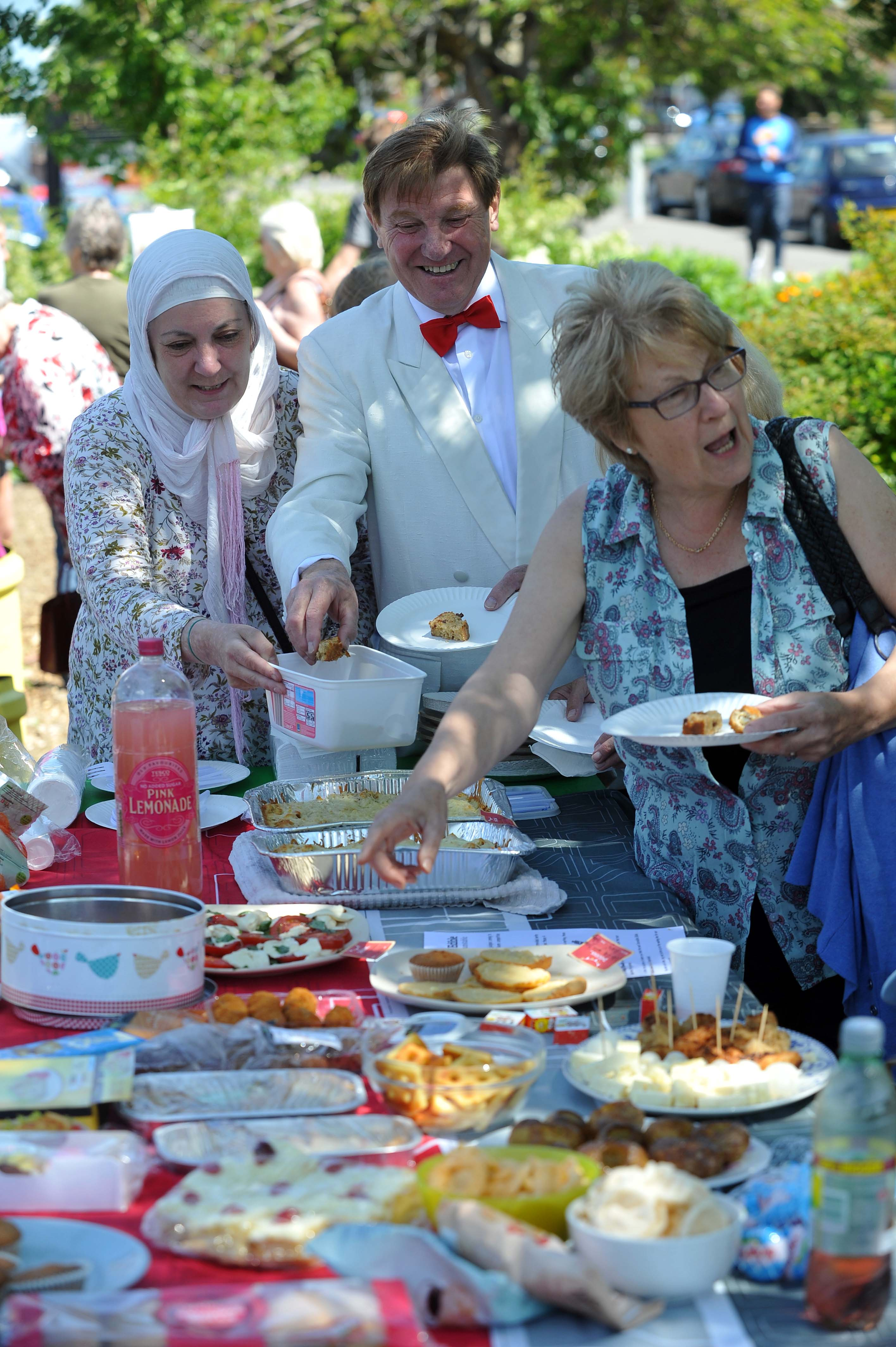 6.4 million people take part in The Big Lunch