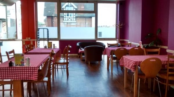 YMCA Wimbledon cafe: child-friendly and relaxing - a hidden gem