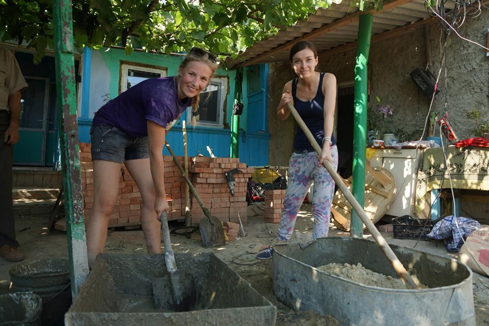 How The Moldova Project Volunteers are Changing Lives