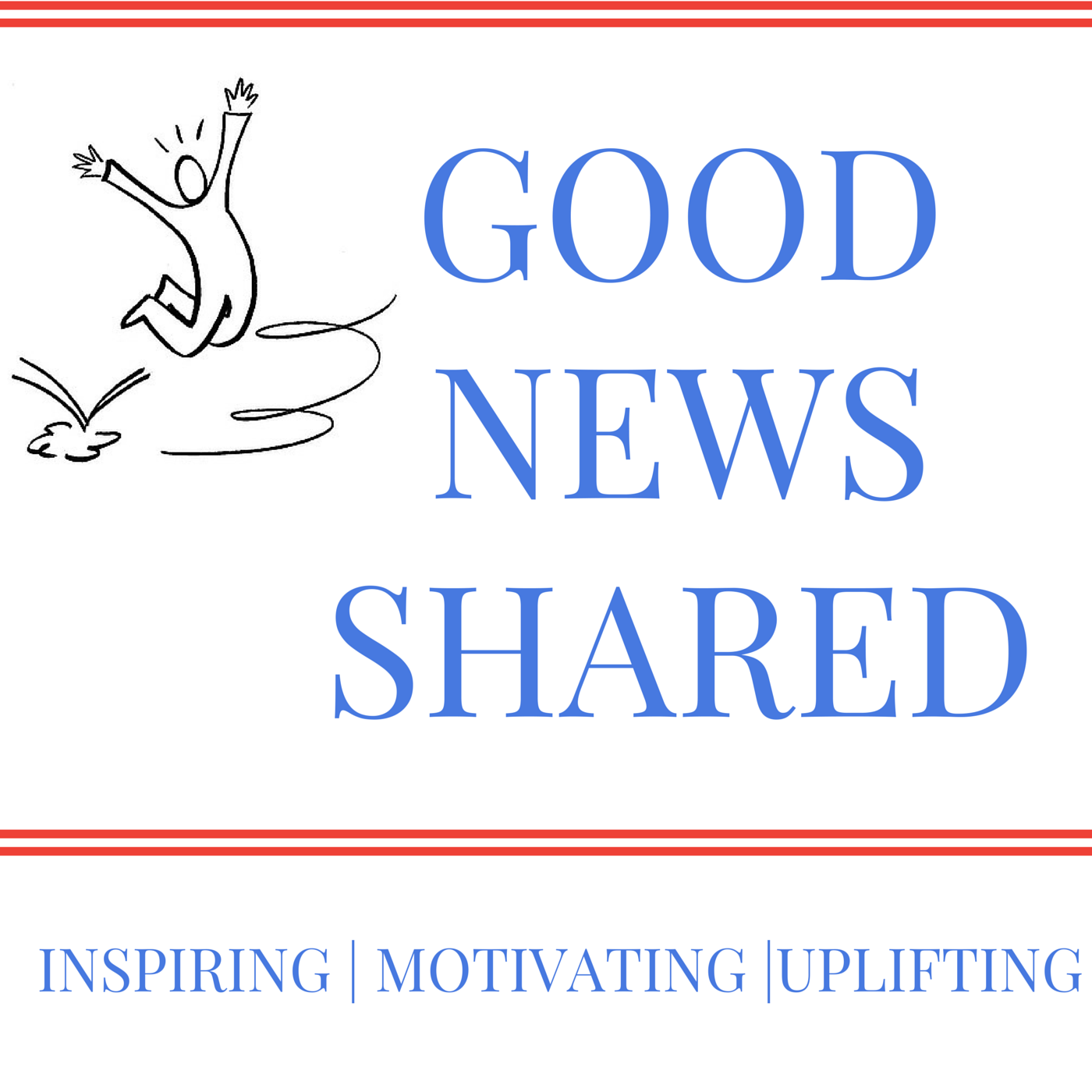 Introducing the Good News Shared Podcast