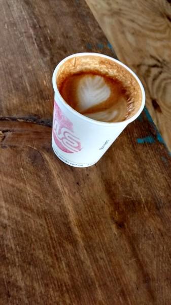 We Walk the Line, Empowering Entrepreneurs via Coffee