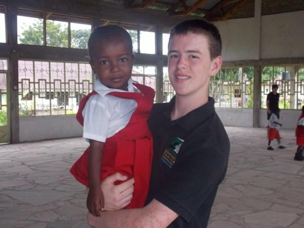 Best Friend Inspired Award-Winning Teen to Volunteer
