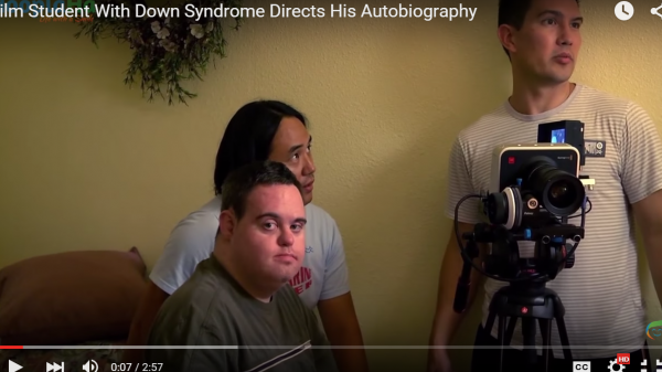 Film Student With Down Syndrome Directs His Own Autobiography
