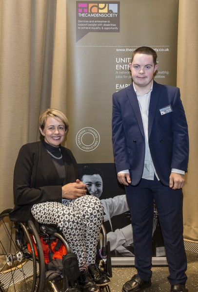 Tanni Grey-Thompson Celebrates the Achievements of Apprentices