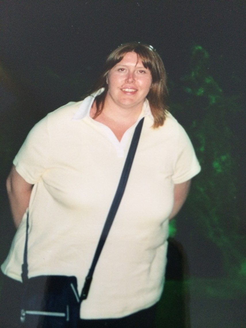 Fundraising Goals helps Debbie Lose 12 stone in weight