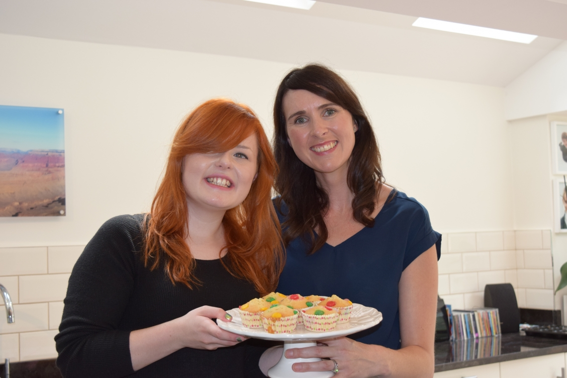 Blind baking - how someone with sight loss finds their way around a kitchen