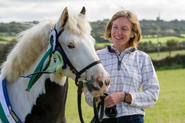 Rescue Pony Given 2% Chance of Survival crowned Supreme Champion