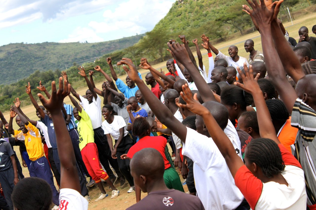 Free HIV Testing and Vocational Skills Training Change the lives of 200,000 + People