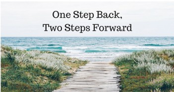 One Step Backwards, Two Steps Forward