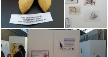 """""""Living With…"""" an LGBT+ Health Art Exhibition"""