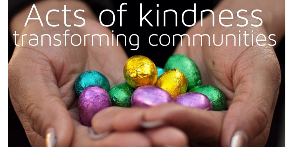 Sharing the Miracle of Kindness at Easter