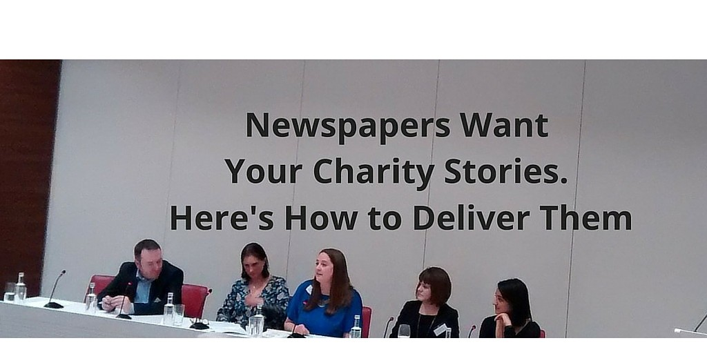 Newspapers Want Your Charity Stories. Here's How to Deliver Them