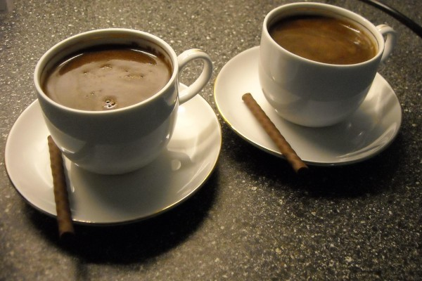 One for Me, One for You: Coffee-coloured Compassion