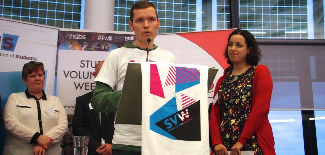 Student Volunteer Award Winner Inspiring Us All to Start Volunteering