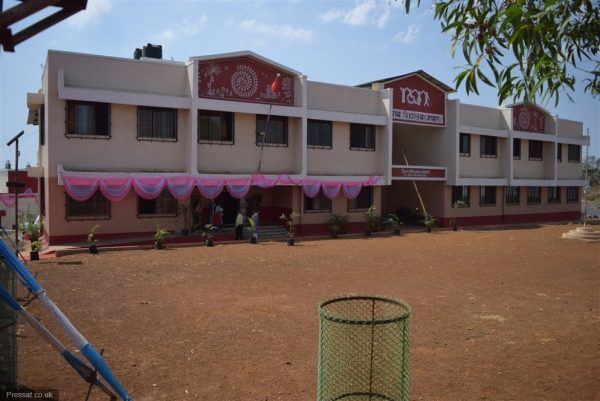 UK Charity Builds School for Children with Disabilities
