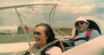 The Sky is the Limit For Daring Granny Wendy!