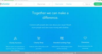 Launch of New Online Fundraising Platform Provides an Opportunity for Smaller Charities