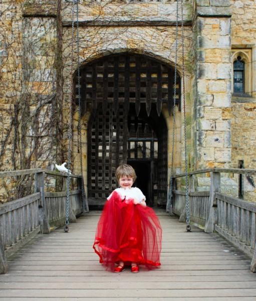 Warrior Princess Florrie Has Her Wish Come True