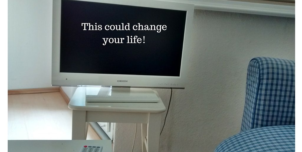 How Watching TV Can Change Your Life