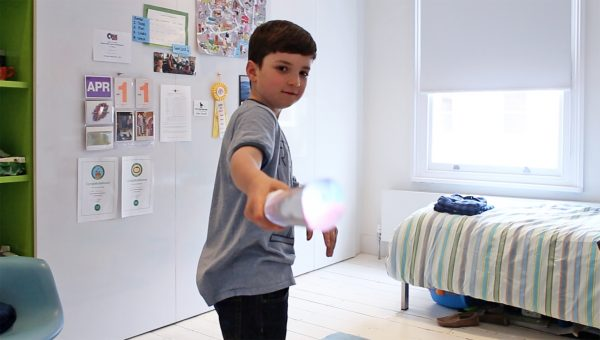 Wearable Tech to Help Children Be More Active AND Learn to Code
