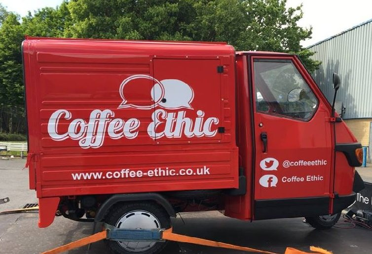 Coffee Ethic opens first high street café in Woolwich