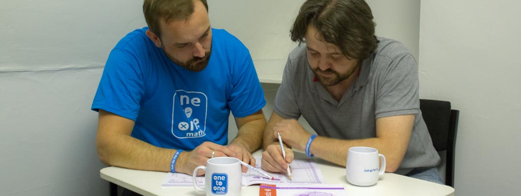 One to One Maths by Prisoners, for Prisoners Improving Numeracy Skills