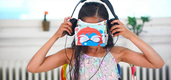 Virtual Reality Helping Nervous Children Learn to Swim in Sweden
