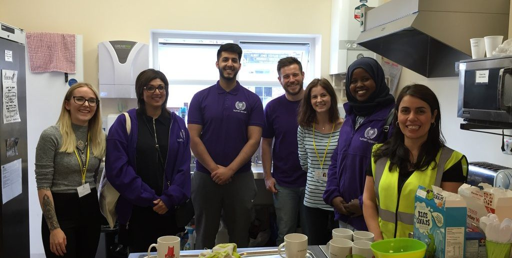 Faith-Based Charities Work Together in Manchester